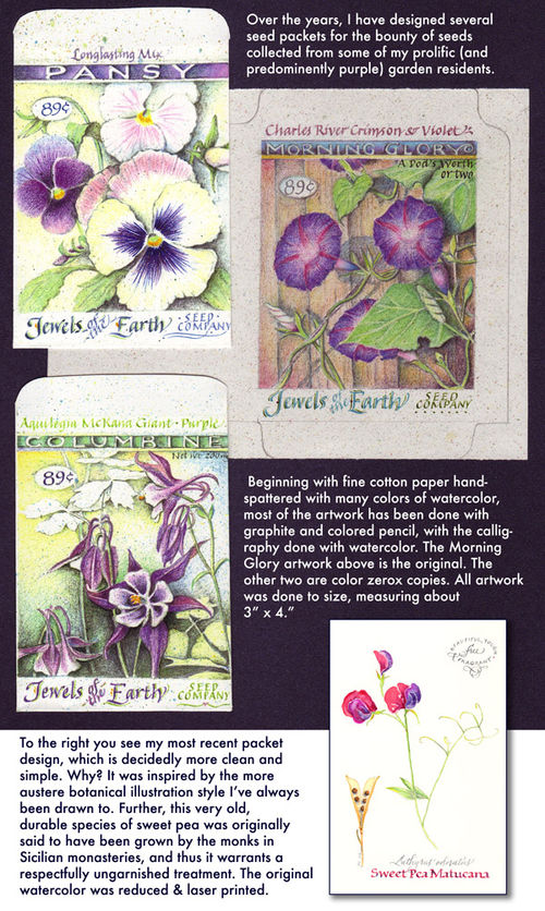 Seed packets purpleblog