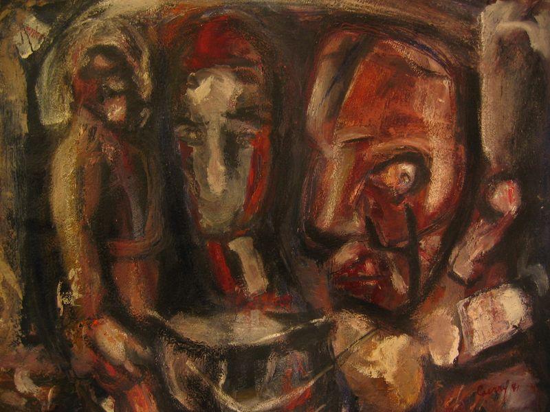Abstract Men
