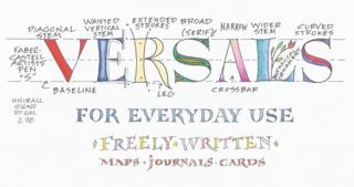 Versals Title Page