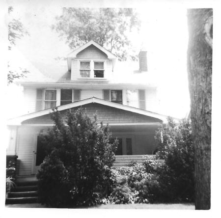 60's WW Curry house
